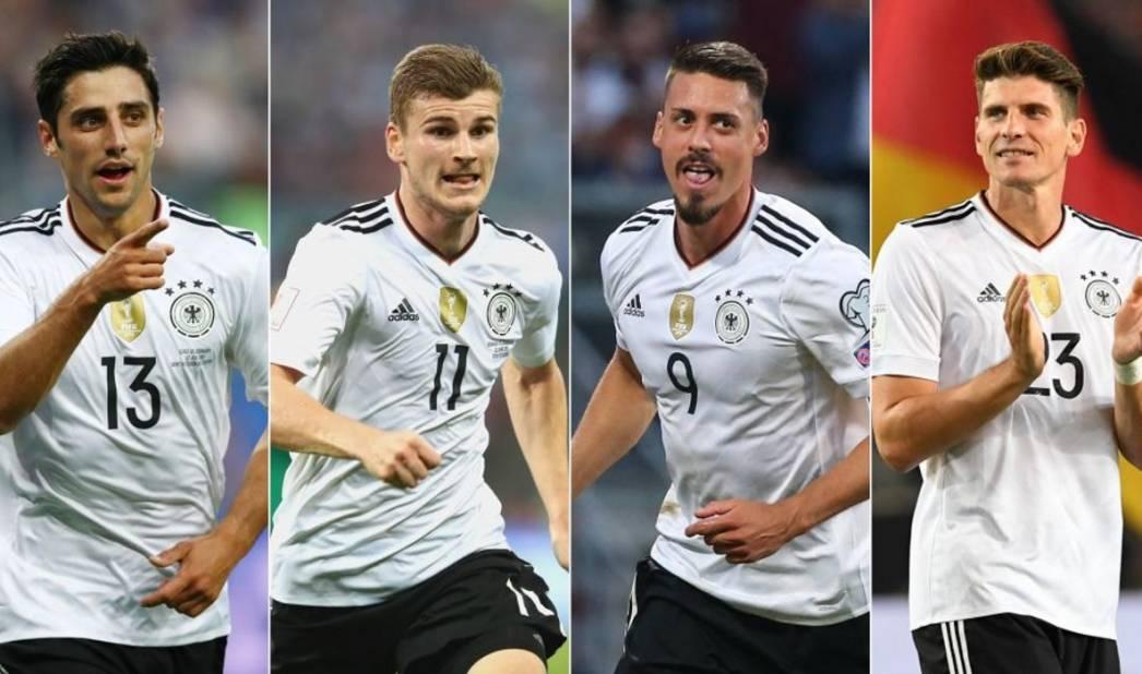 Striker Terbaik Jerman